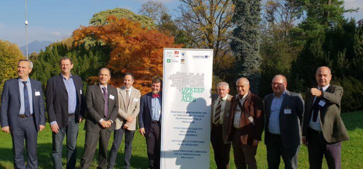 Materiali ed atti del convegno Le reti escursionistiche: opportunità e strumenti di cambiamento culturale e professionale – Varese 14 novembre