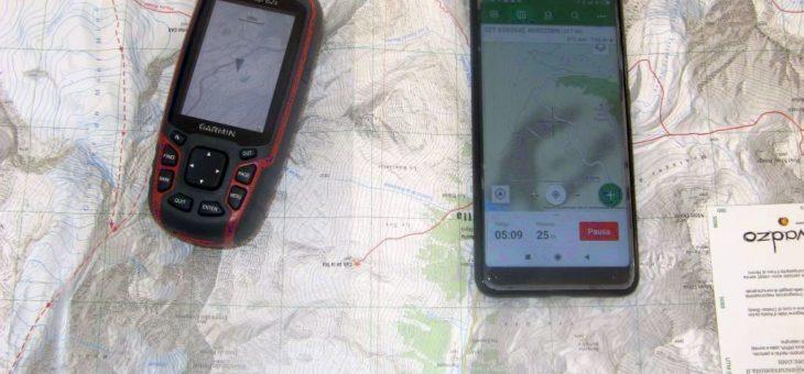 """Aperte le iscrizioni ai  corsi """"Utilizzo del GPS – livello base"""" e """"Utilizzo del GPS e del software GIS"""""""