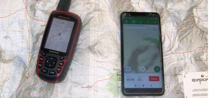 """Corso """"Utilizzo del GPS e del software GIS"""" in modalità online"""