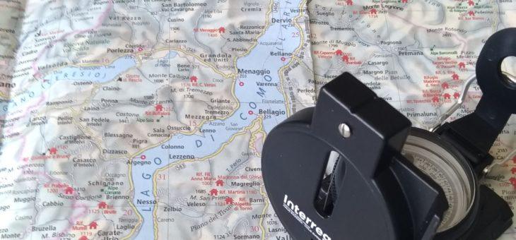 """Corso """"Utilizzo del GPS – livello avanzato"""""""